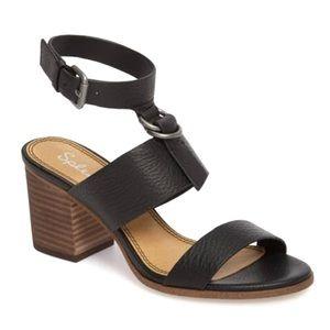 Splendid Faron Gladiator Block Heel Sandals